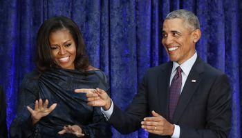 Kaip savo milijonus uždirba ir leidžia Barackas ir Michelle Obamos