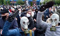 Aktyvistai skelbia apie Baltarusijos opozicionieriaus M. Statkevičiaus sulaikymą Minske
