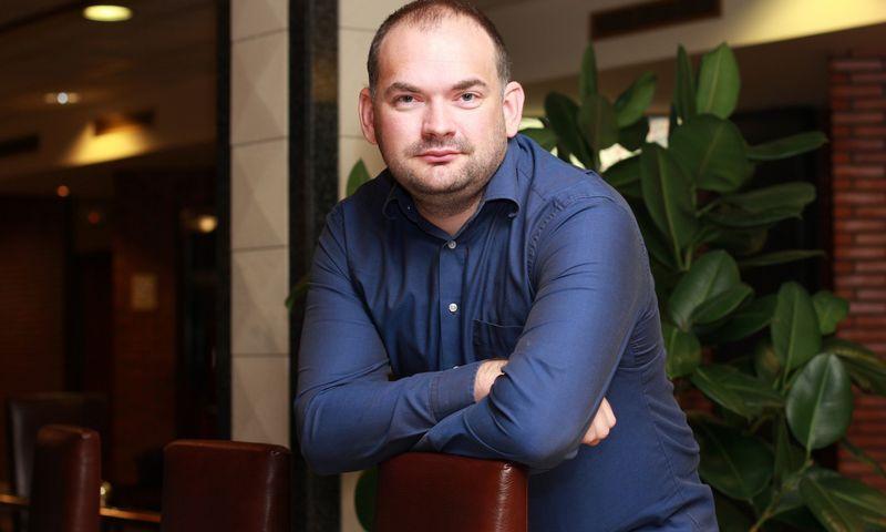"""IT ekspertas Marius Pareščius tapo """"Paysera"""" grupės viceprezidentu plėtrai. Bendrovės nuotr."""