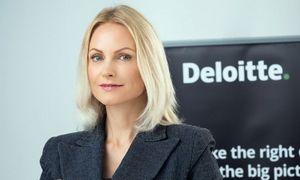 """Vadovavimą """"Deloitte Lietuva"""" iš S. Bako perėmė K. Jarve"""