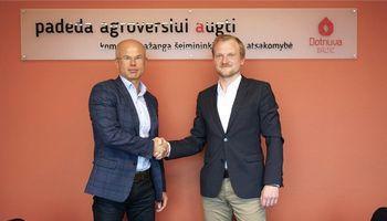 """""""Dotnuva Baltic"""" ir """"Ekodrena"""" kartu vystys reguliuojamo drenažo verslą Baltijos šalyse"""