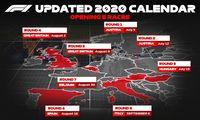 """""""Formulės 1"""" čempionato organizatoriai pranešė apie atnaujinamą sezoną"""