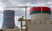 UR ministro netenkina Energetikos ministro siūlymas dėl Astravo AE elektros