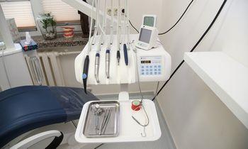 VMI suskaičiavo odontologų algas, primena sumokėti nesumokėtus mokesčius