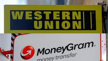 """Spekuliuojama, kad """"Western Union"""" gali pirkti """"MoneyGram"""""""