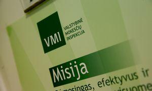 Dokumentams parengti – dvi savaitės, VMI tikrins rizikingus