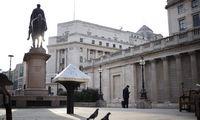 """Anglijos bankas paragino bankus rengtis blogiausiam scenarijui po """"Brexit"""""""