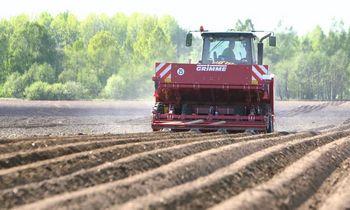 Žemės ūkis nestoja: vykdo suplanuotus darbus ir investuoja į efektyvumą