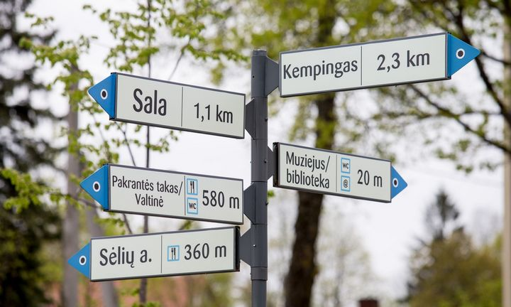Vasara Lietuvoje:nauji maršrutai ir žaidimaskeliaujantiems