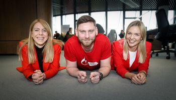 Europos rekonstrukcijos ir plėtros bankas įsitraukia į Baltijos startuolių ugdymą