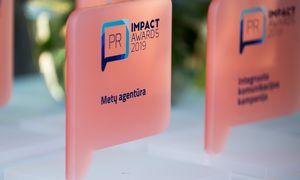 """""""PR Impact Awards 2020"""" finale – 36 projektai"""