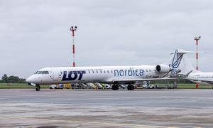 Lietuvoje svarstoma virtualių oro linijų steigimo galimybė