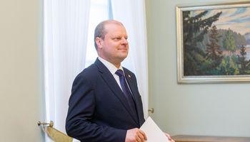 S. Skvernelis eina į Seimo rinkimus su LVŽS, greičiausiai ves joskandidatų sąrašą
