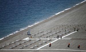 Turkija rengiasi birželį atnaujinti oro susisiekimą su Lietuva