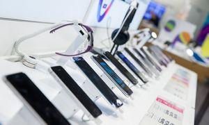 """Policija iš """"Telios"""" perka telefonų už pusę milijono eurų"""