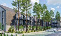 Palangoje planuojamas 147 apartamentų kompleksas