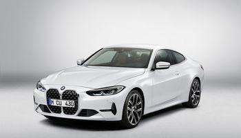 4 serijos BMW: naujas veidas