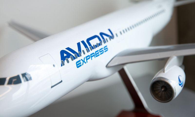 """""""Avion Express"""" planuoja plėtrą Vokietijoje. Juditos Grigelytės (VŽ) nuotr."""