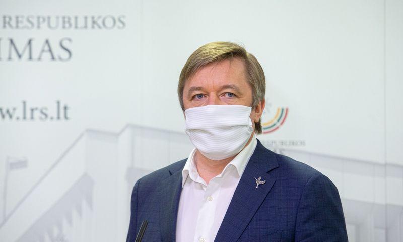 Ramūnas Karbauskis. Juditos Grigelytės (VŽ) nuotr.