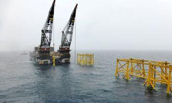 Norvegijos naftos fondas tikisi mažesnės grąžos iš NT