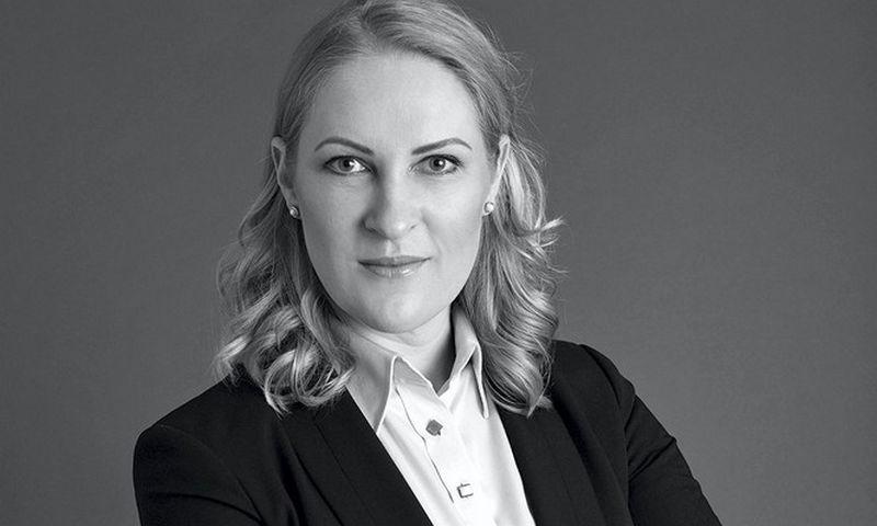 """Verslo ginčų advokatų kontoros """"Jurex"""" vadovaujanti partnerė, advokatė Jurgita Judickienė."""