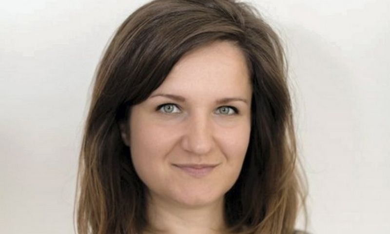 """Kamilė Jokubaitė, """"Attention Insight"""" vadovė ir viena iš įkūrėjų. Bendrovės nuotr."""