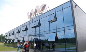 Vakarų medienos grupė Baltarusijoje užsitikrino ERPB kreditą