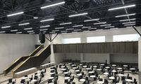 """Centrinių rūmų rekonstrukcija – """"Litexpo"""" veiksmai siekiant tapti konkurencingu ir technologiškai pažangiu centru"""
