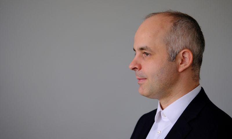 """Kostas Noreika, """"Payseros"""" įkūrėjas ir vienas pagrindinių akcininkų. Vladimiro Ivanovo (VŽ) nuotr."""
