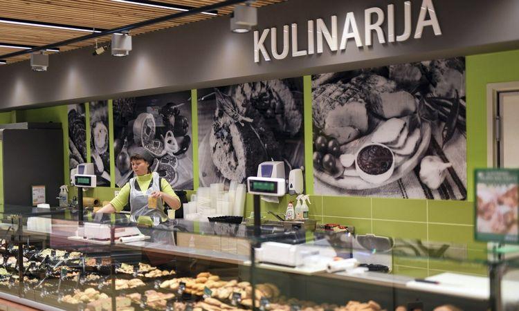 """Didžiosiose """"Norfose"""" – vietoje gaminami kulinariniai gaminiai"""