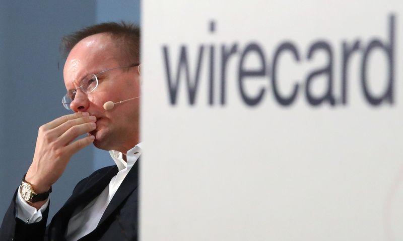 """Buvęs """"Wirecard"""" direktorius Marcusas Braunas. Michaelo Daldero (""""Reuters"""" / """"Scanpix"""") nuotr."""