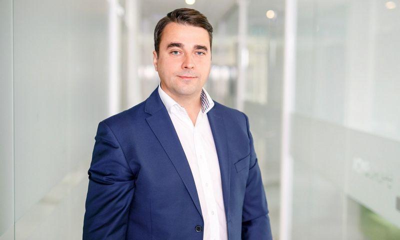 """Sergejus Artemiukas UAB """"ACME Grupė"""" direktorius. Bendrovės nuotr."""