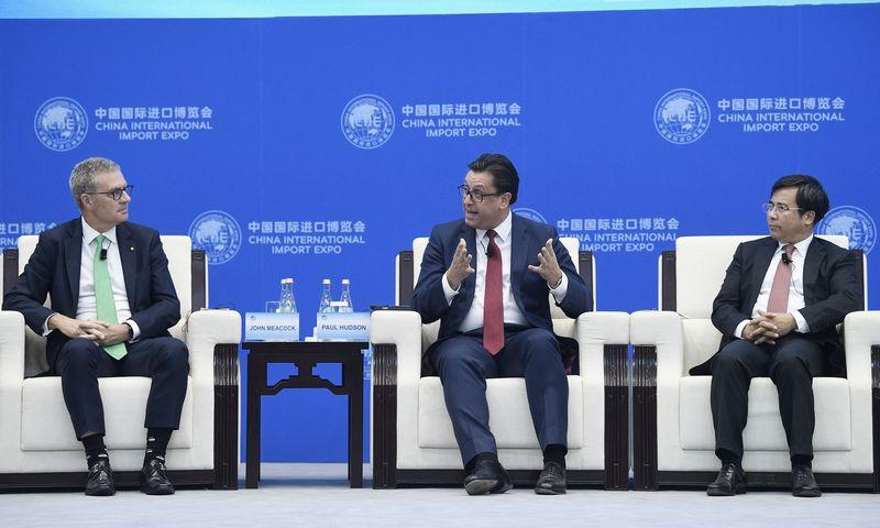 """Praėjusių metų Rytų ekonomikos forumas. Wango Pengo (""""Imago  Images"""" / """"Scanpix"""") nuotr."""