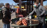 Turgaus prekeivių kompensacijoms – 6 mln. Eur valstybės paramos