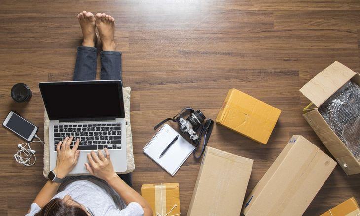 Karantinas pakeitė vartotojų įpročius: beveik penktadalis internetu pirks daugiau