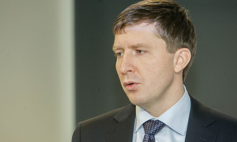 """Darius Jasinskis, """"Danske Bank"""" verslo plėtros departamento direktorius. Vladimiro Ivanovo (VŽ) nuotr."""