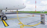 Vilniaus oro uoste – naujos orlaivių stovėjimo aikštelės su priežiūros sistemomis