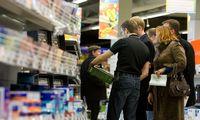 Lūkesčiai euro zonoje panašūs, tačiau vartotojai taupys ir išlaidaus skirtingai