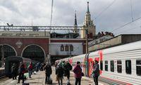 Rusija žada atnaujinti traukinių tranzitą per Lietuvą