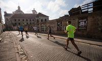 Rytoj pradedu sportuoti: bėgimo pradžiamokslis