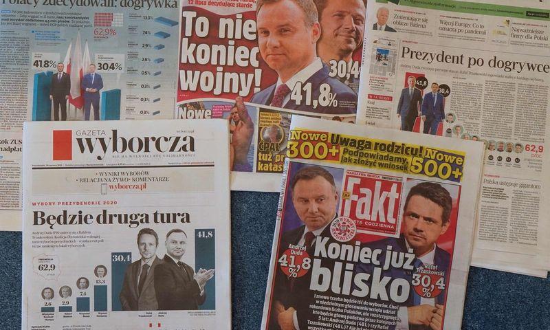"Janeko Skarzynski (""AFP"" / ""Scanpix"") nuotr."