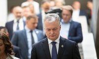 """Prezidentūra: """"Rail Baltica"""" infrastruktūrą Lietuvoje turi valdyti valstybė"""