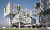 Europos investicijų bankas skolina verslo centro plėtrai Rygoje
