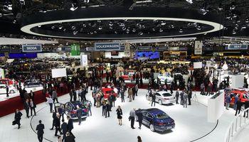 Atšaukta 2021 metų Ženevos automobilių paroda