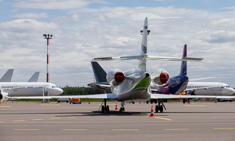 Vilniaus oro uostas. Juditos Grigelytės (VŽ) nuotr.
