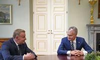Ministro paskyrimo kaina – valstybės įmonių politizavimo atidėjimas
