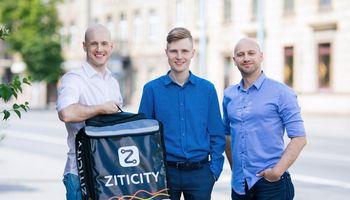 "Startuolis ""Ziticity"" pritraukė 2,2 mln. Eur investiciją"