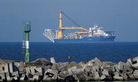 """A. Merkel: """"Nord Stream 2"""" turi būti užbaigtas"""