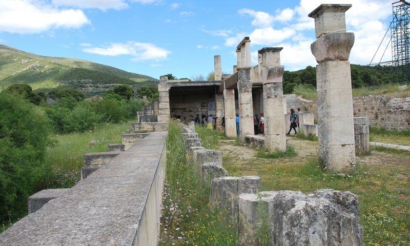 Graikija. Arkadija – istorinė Graikijos sritis Peloponeso pusiasalyje. Gražinos Liukaitytės nuotr.