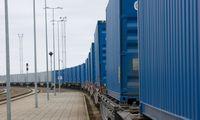 """""""ACE Logistics"""" krovinius iš Kinijos pradeda gabenti tiesioginiu traukiniu"""